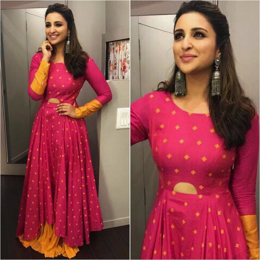 10 Simple Hairstyles To Try With Kurtha Kurti Keep Me Stylish Hairstyle With Suit Hair Styles Easy Hairstyles