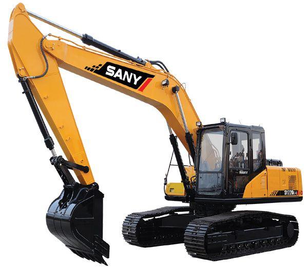 SY220C-9 Sany Excavator Pinterest Excavator price - price quotations