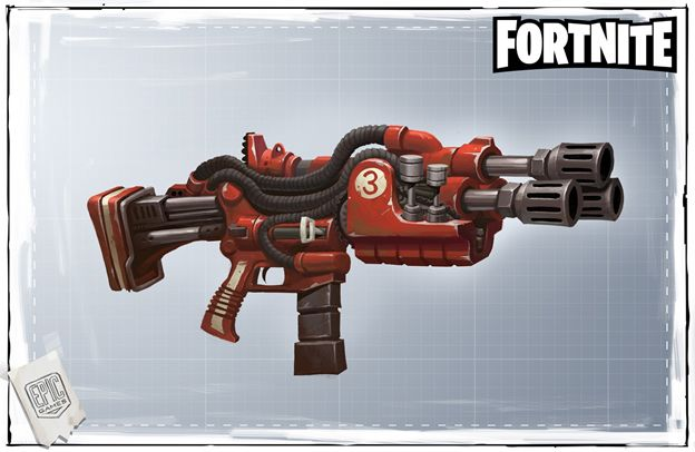 how to get hydraulic weapons fortnite