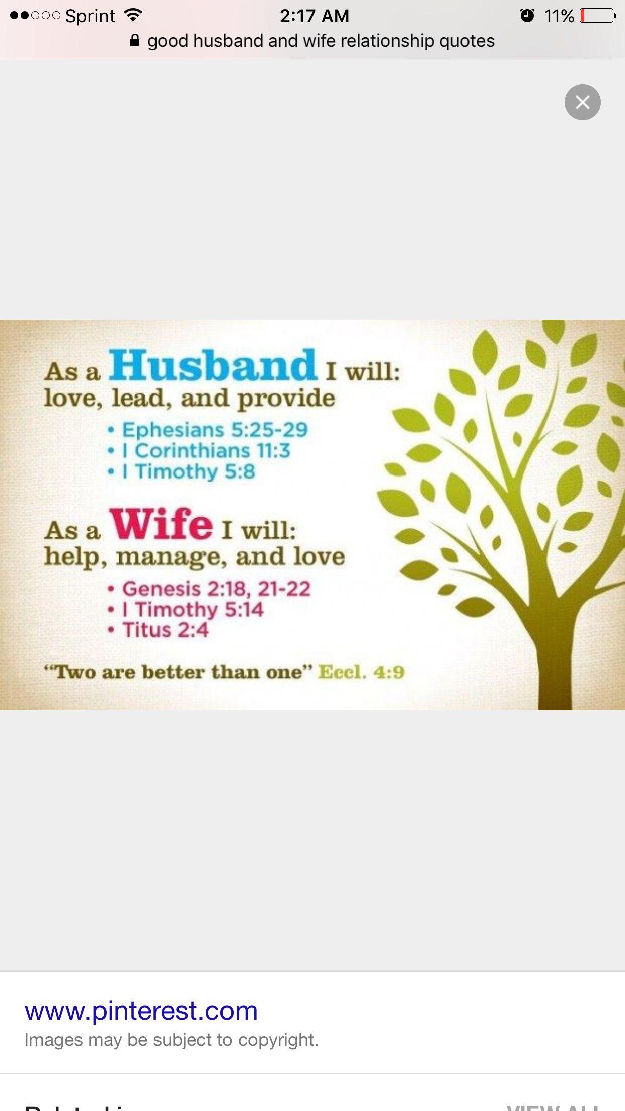 Marriage Mission Statement