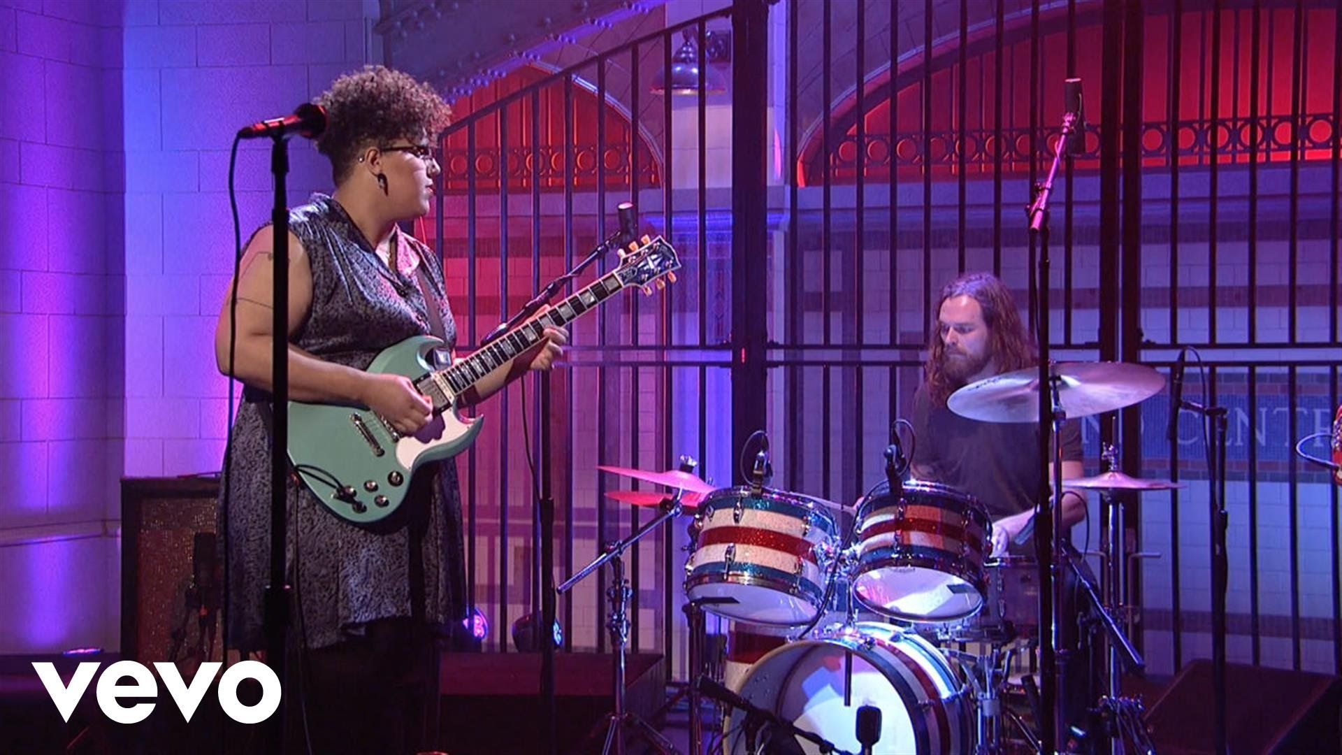 Alabama Shakes Gimme All Your Love Live On Snl Youtube Snl