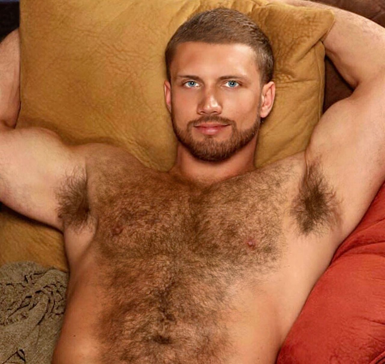 Hairy gay dudes