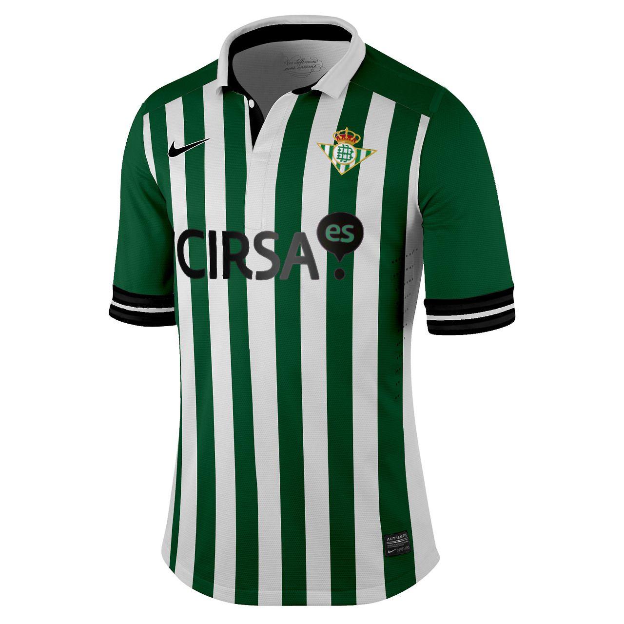 Nerea Palacios Mens Tops Real Betis Balompié I Want To Work
