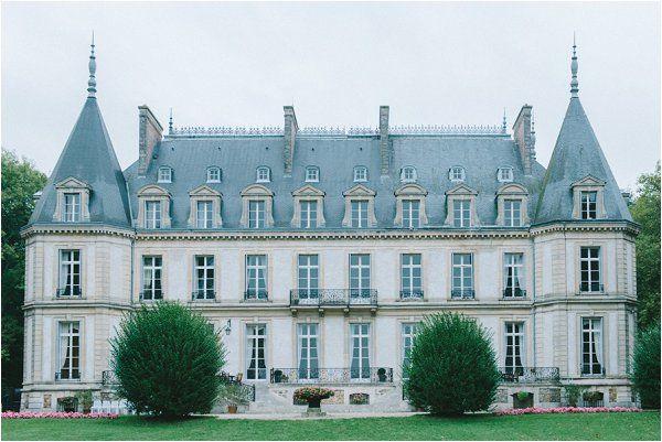 Chateau de Santeny | Image by Déclic & des Flashs