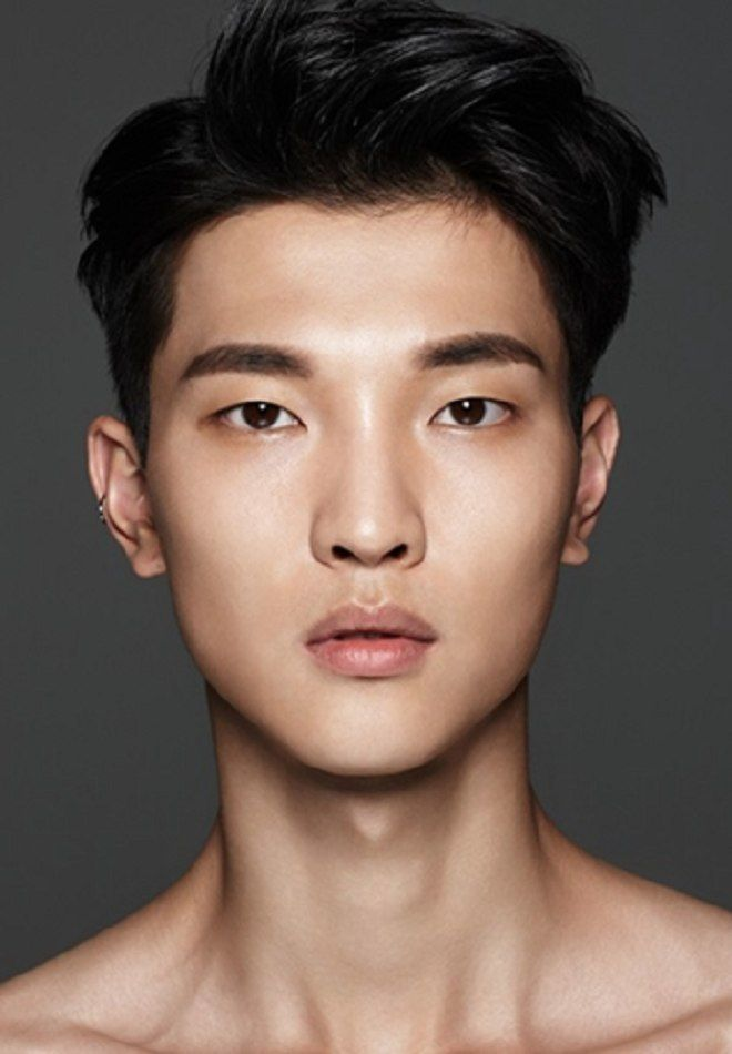 Jeonjune Represented By Red Nyc Models Face Drawing Reference Portrait Male Portrait