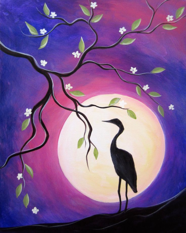 Find Your Next Paint Night Muse Paintbar Soyut Resimler Soyut Tuval Sanati
