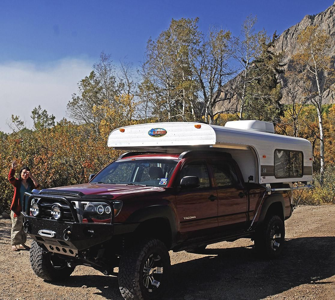 Toyota Alaskan Camper Buscar Con Google Truck Camper Camper
