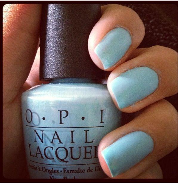 Baby Blue | Crazy About Nail polish!!!! | Pinterest | Bebé y Azul