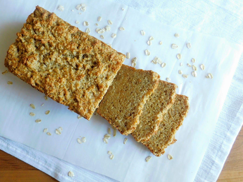 Hearty Gluten Free Oatmeal Bread Recipe Gluten free