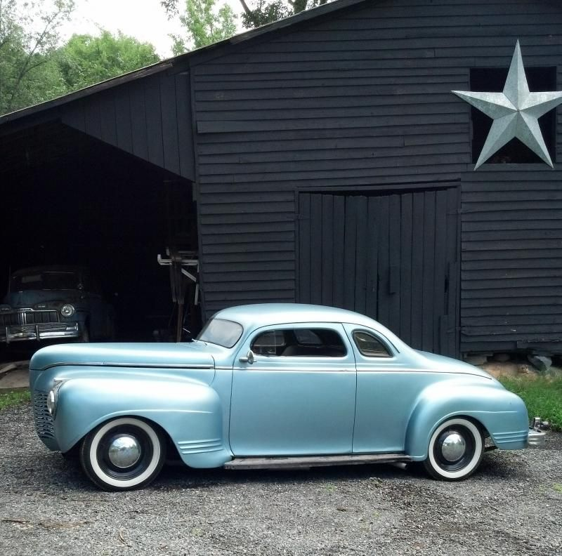 BloodyKnuckles '41 Plymouth Business Coupe