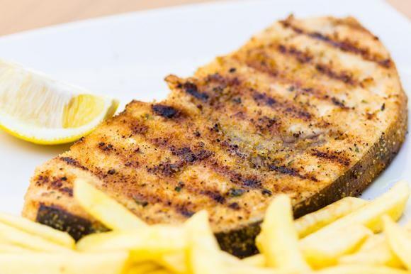 Photo of Breaded Baked Swordfish – Recipe by Fidelity Cucina