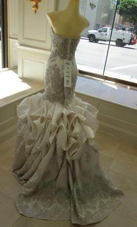 Baracci 5 800 Size 2 Used Wedding Dresses Used Wedding Dresses Preowned Wedding Gowns Dresses