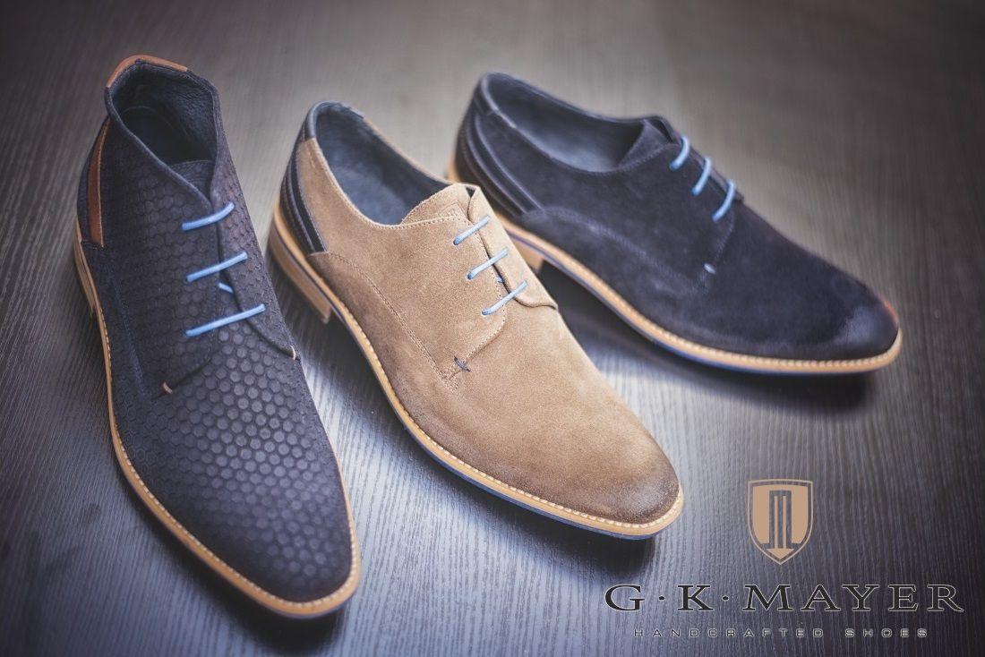 G K Mayer Shoes Casual Look G K Mayer Shoes Herrenschuhe
