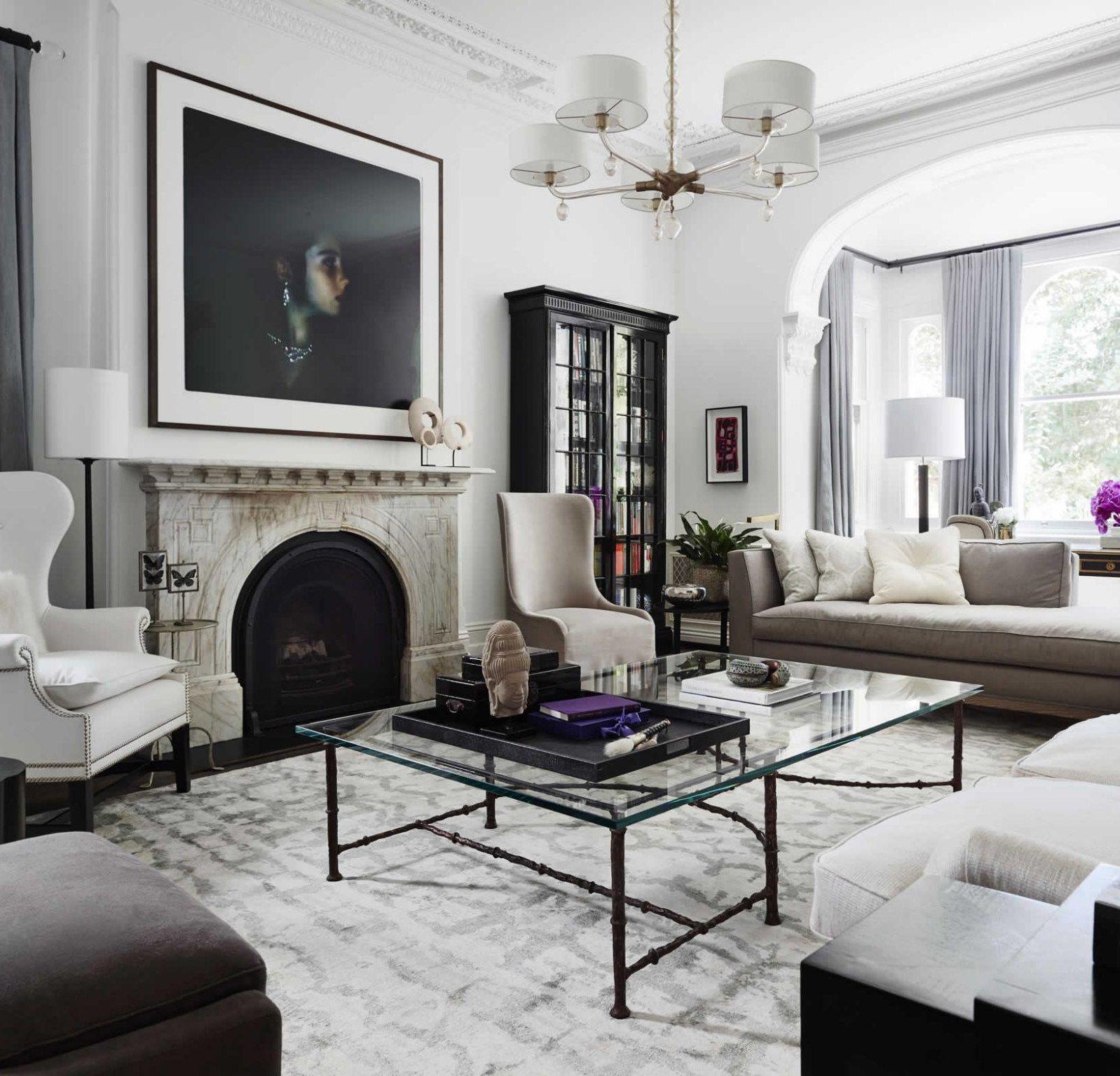 Neutral Living Room Ideas