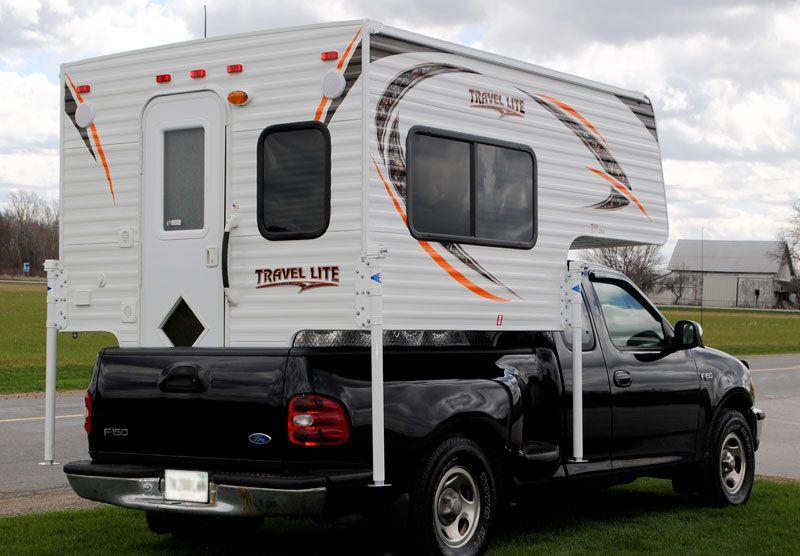 2016 Travel Lite 625 Super Lite Review Truck Camper Camper