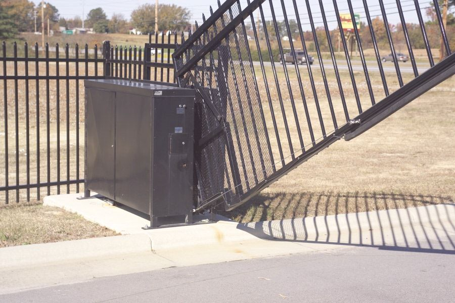 Commercial Secure Access Services Security Gates Entry Gates Ranch Gates