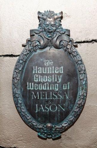 An Amazing DIY Haunted Mansion Wedding