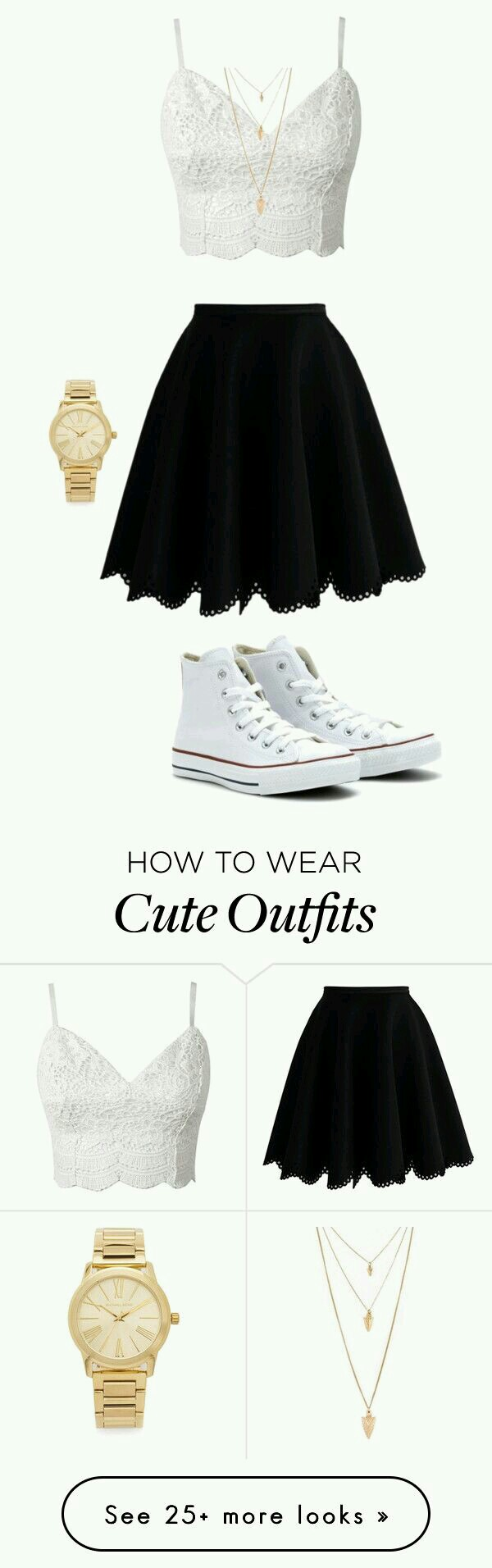 Lacetopskaterskirt clothes in pinterest outfits