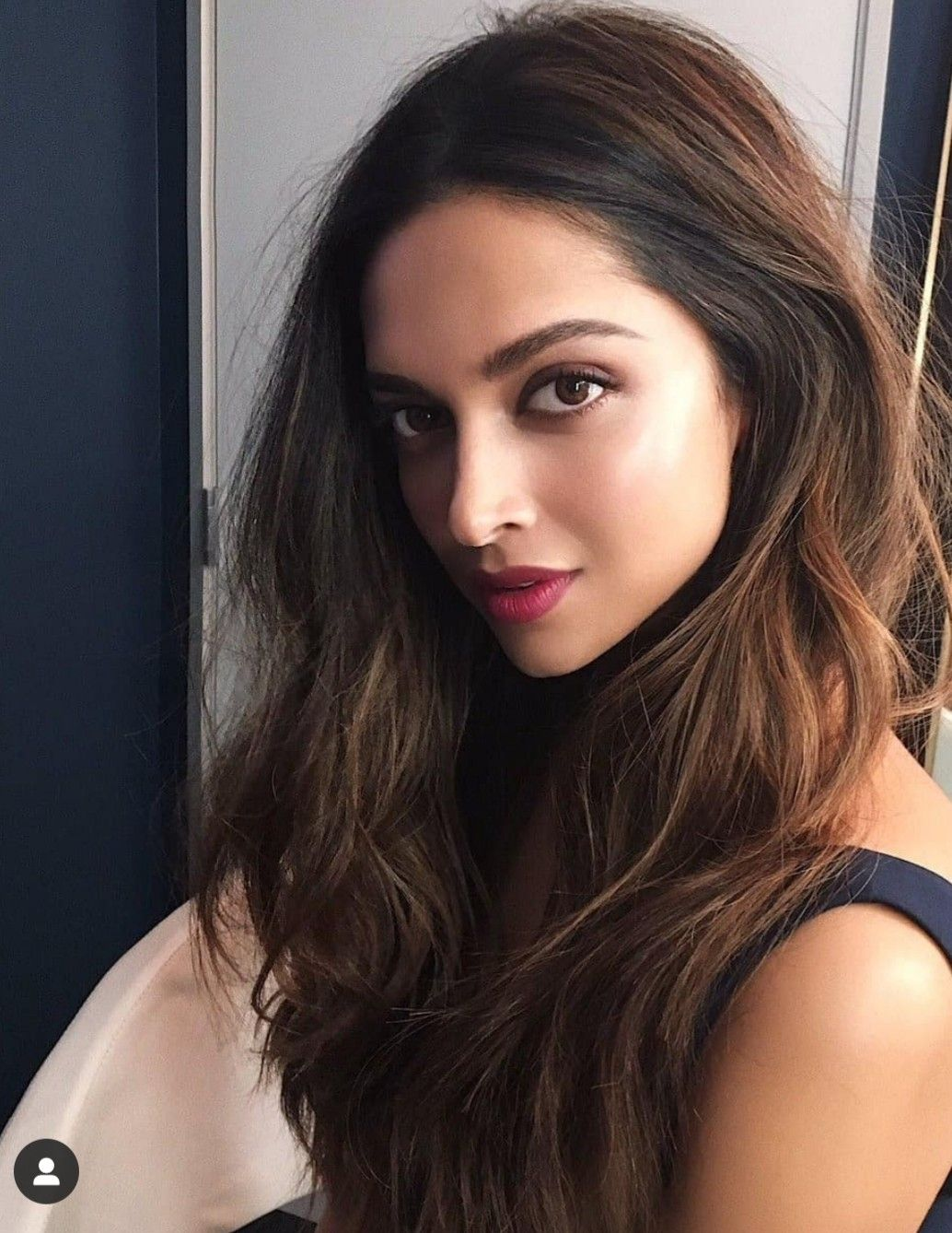 Deepika Padukone | Black hair balayage, Indian skin hair ...