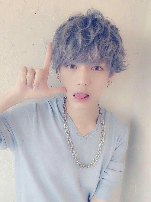 Human Form Korean Hairstyle Boy Hairstyles Cute Korean Boys