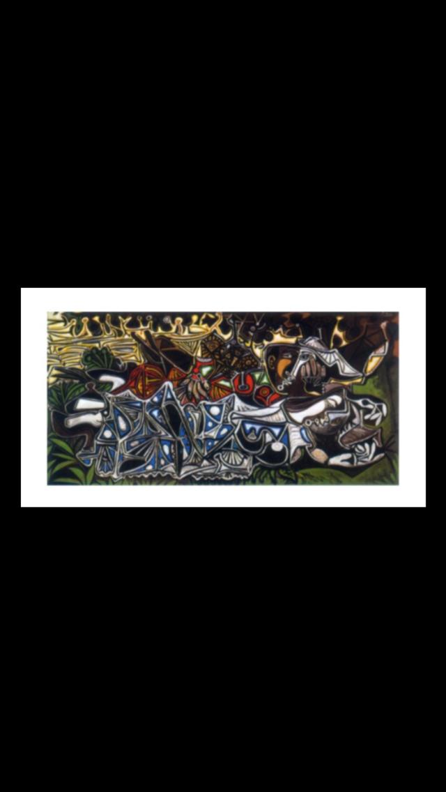 Les Demoiselles Des Bords De La Seine : demoiselles, bords, seine, Pablo, Picasso, Demoiselles, Seine, D'après, Courbet,, Vallauris,, Février, Huile, Contreplaqué, 100,5, Kunstmuseum, Basel