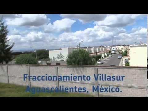 Agua limpia en Fraccionamiento Villasur, Aguascalientes