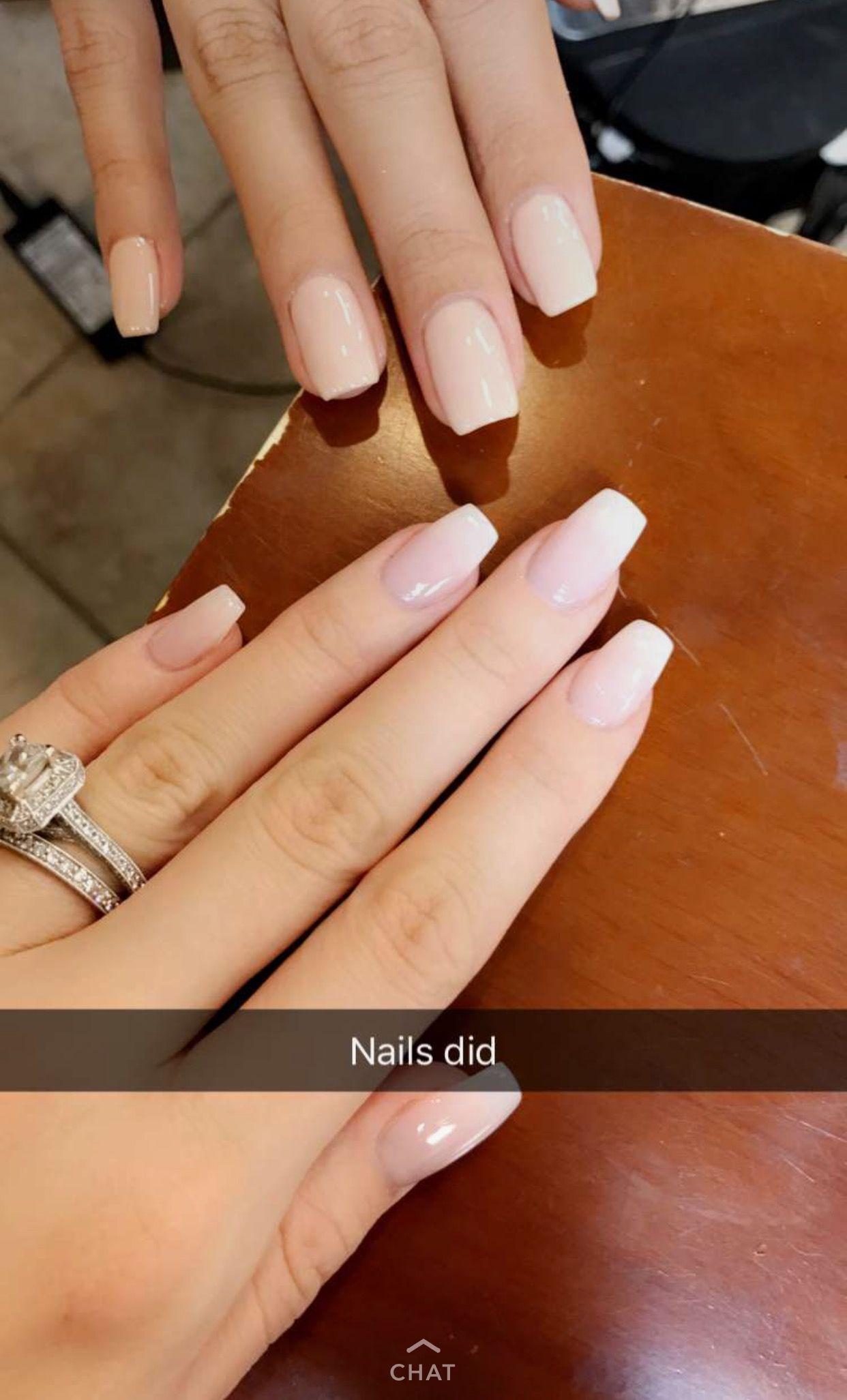 Pin By Jaime Kidd On Wedding Makeup In 2020 Nails Tumblr Short Acrylic Nails Colorful Nail Designs