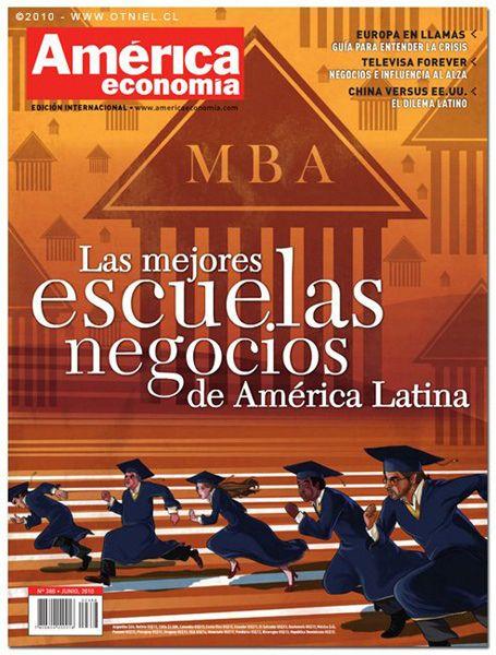 Escuelas de negocios / América Economía
