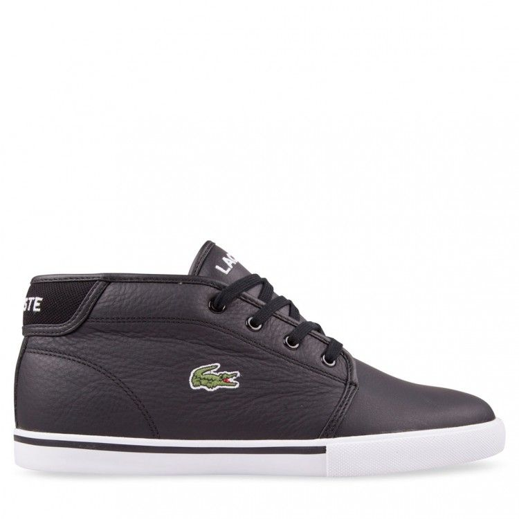 5141b50bc987 Lacoste AMPTHILL LCR Black Black