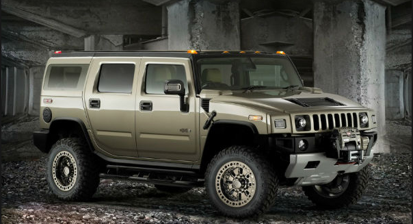 2018 Hummer H2 Concept And Specs The Could Be A Sports Utility Vehicle Suv Truck Sut That Is Advertised By General