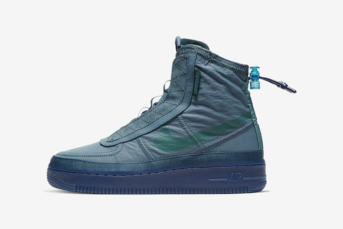 Nike Air Force 1 Shell Perfect for After Midnight