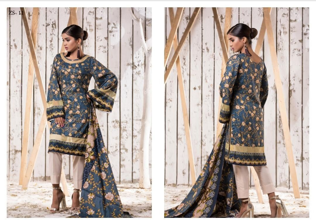 72ca43f386 Z S TEXTILE RANG REZA MID SUMMER 2 CASUAL WEAR LAWN PRINTED PAKISTANI SUITS  CATALOG WHOLESALER AND EXPORTER OF INDIAN LADIES WEAR IN GUJARAT. | Sagar  Impex