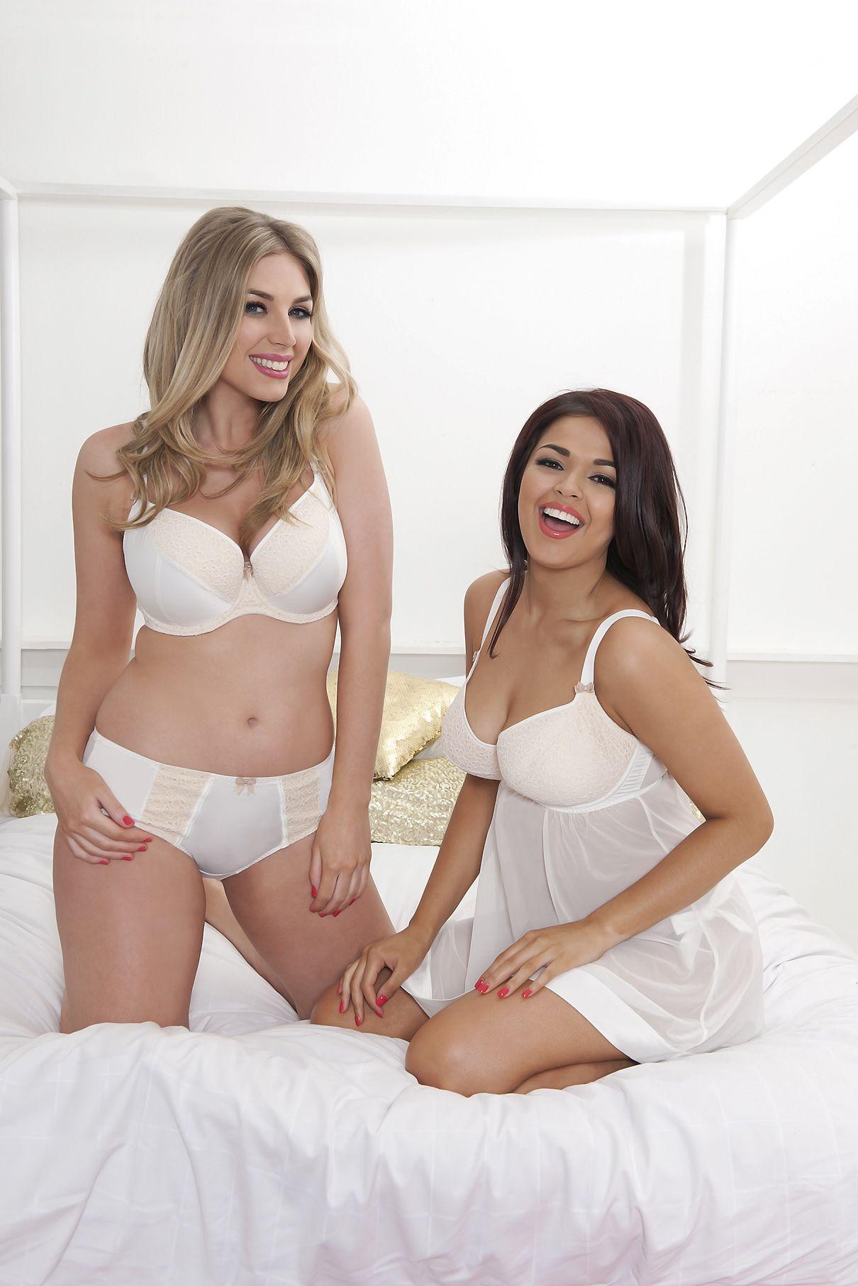 52fa88206b1275 Curvy Kate - Lola - ensemble lingerie et nuisette. Adaptée aux formes  généreuses. Bonnets D et + www.curvykate.com