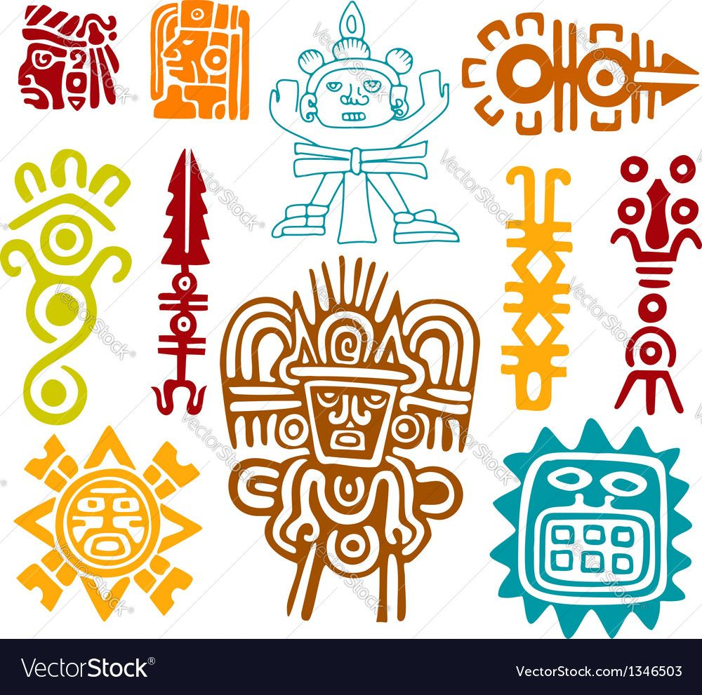 Maya Set Symbols Download A Free Preview Or High Quality Adobe