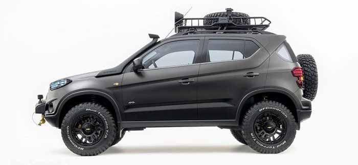 2018 Chevrolet Niva Release Date Chevrolet Chevrolet Trax