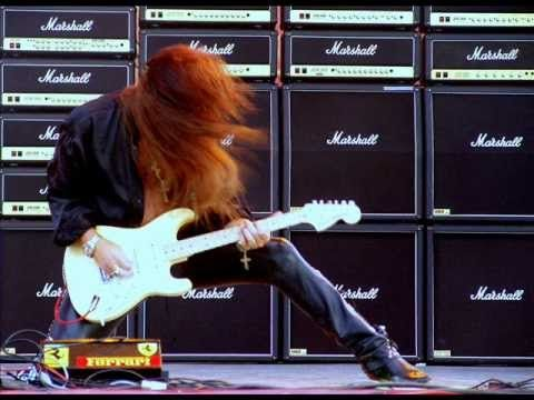 Yngwie Malmsteen -- Perpetual!  One of my faves from Malmsteen.  Enjoy!
