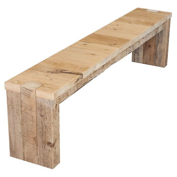 Stupendous Parsons Style Reclaimed Wood Entryway Or Dining Table Bench Camellatalisay Diy Chair Ideas Camellatalisaycom