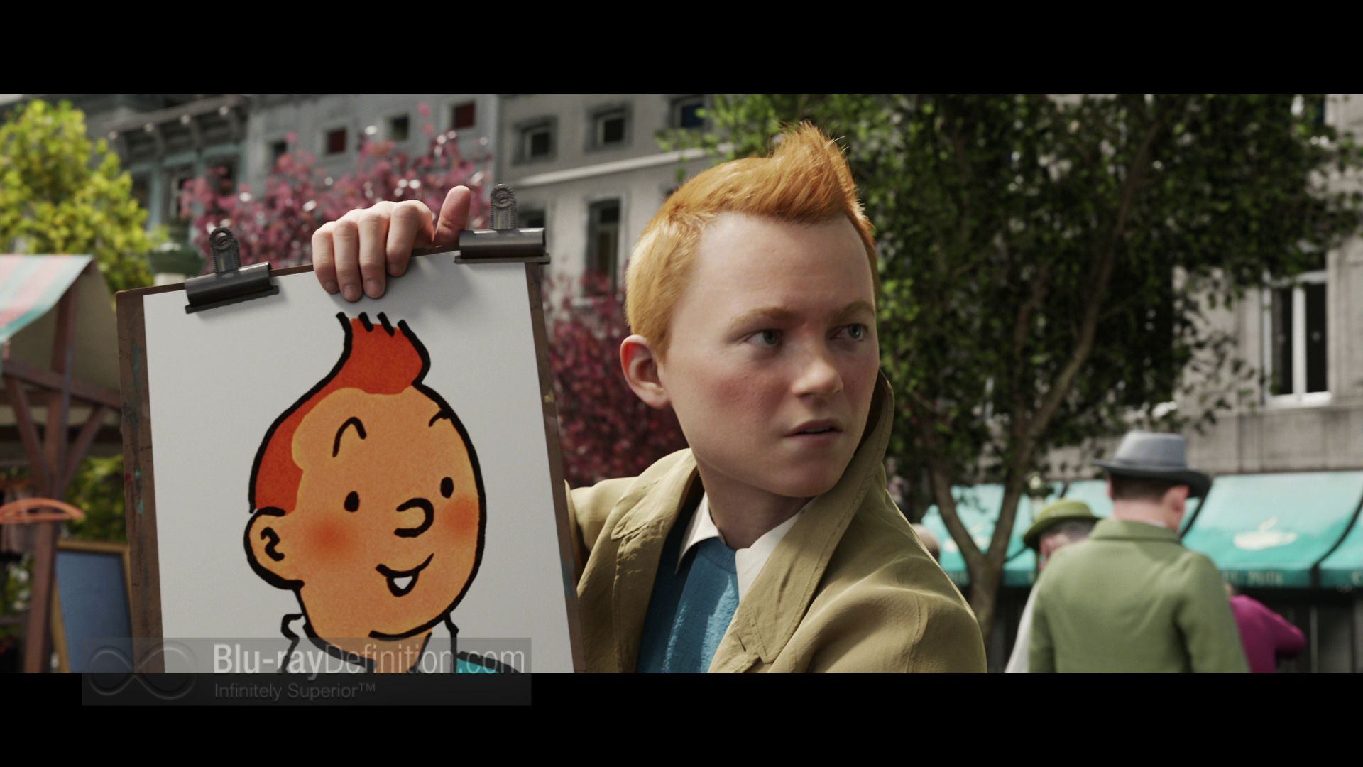 """The Adventures of Tintin"" (2011)"