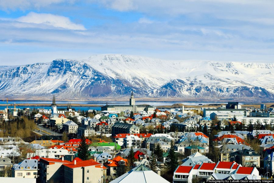 18. Reykjavik, Iceland The world's most northerly capital is quirky, beautiful and just a little wild. In the summer, the city is in near-perpetual daytime with about 22 hours of sunshine -- so there's plenty of time to explore. And in winter, visitors can chase down the northern lights and take in the view of a lifetime. In addition to natural wonders and outdoor adventures, Reykjavik offers a vibrant arts community, a legendary nightlife scene and geothermal waters.