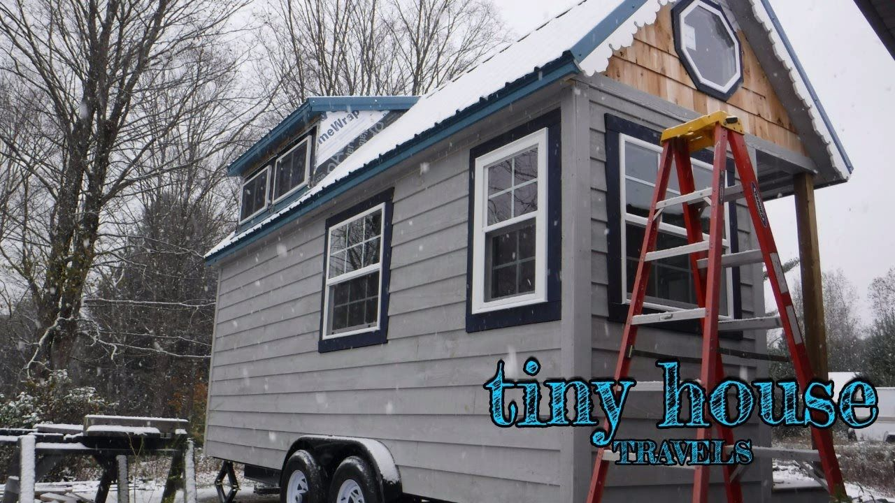 Rough Draft Plumbing Electrical In Tiny House Travels Ep Wiring A 3