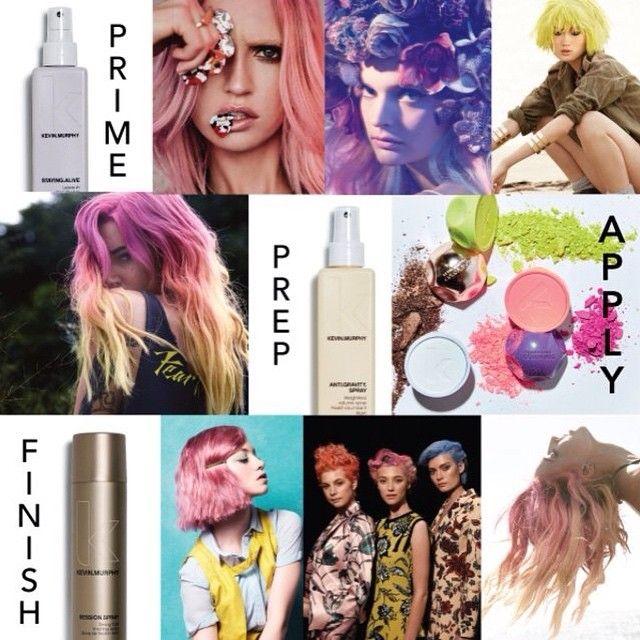 Conoce los increíbles productos de KEVIN.MURPHY #loveKEVIN.MURPHY #haircare #BeautyArtMx