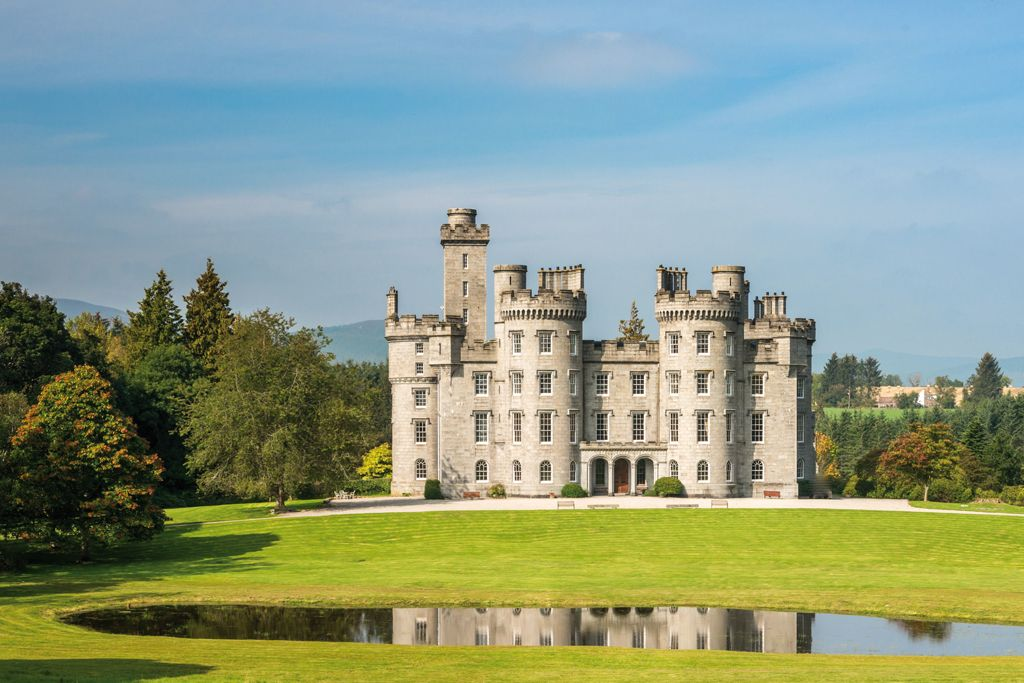 Cluny Castle, Aberdeenshire Review Wedding venues