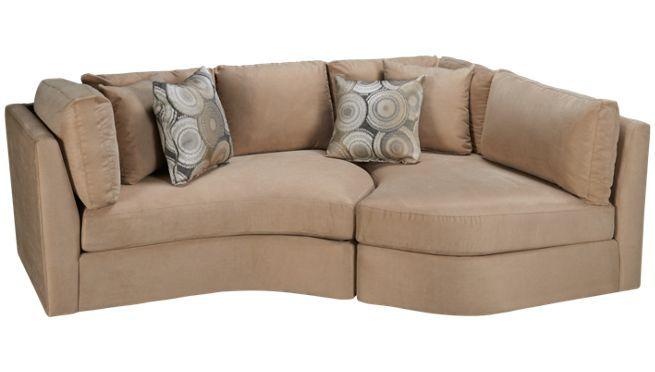 Bauhaus Crosby 2 Piece Sectional Jordan's Furniture