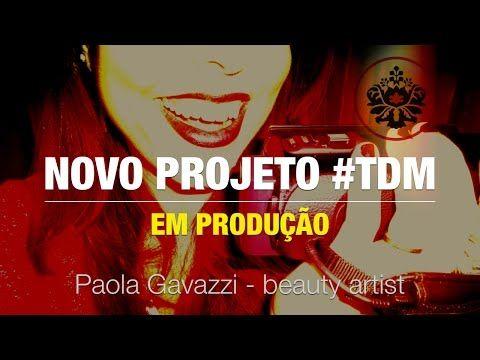 Novo Projeto #EMPRODUÇÃO: com Paola Gavazzi! - YouTube