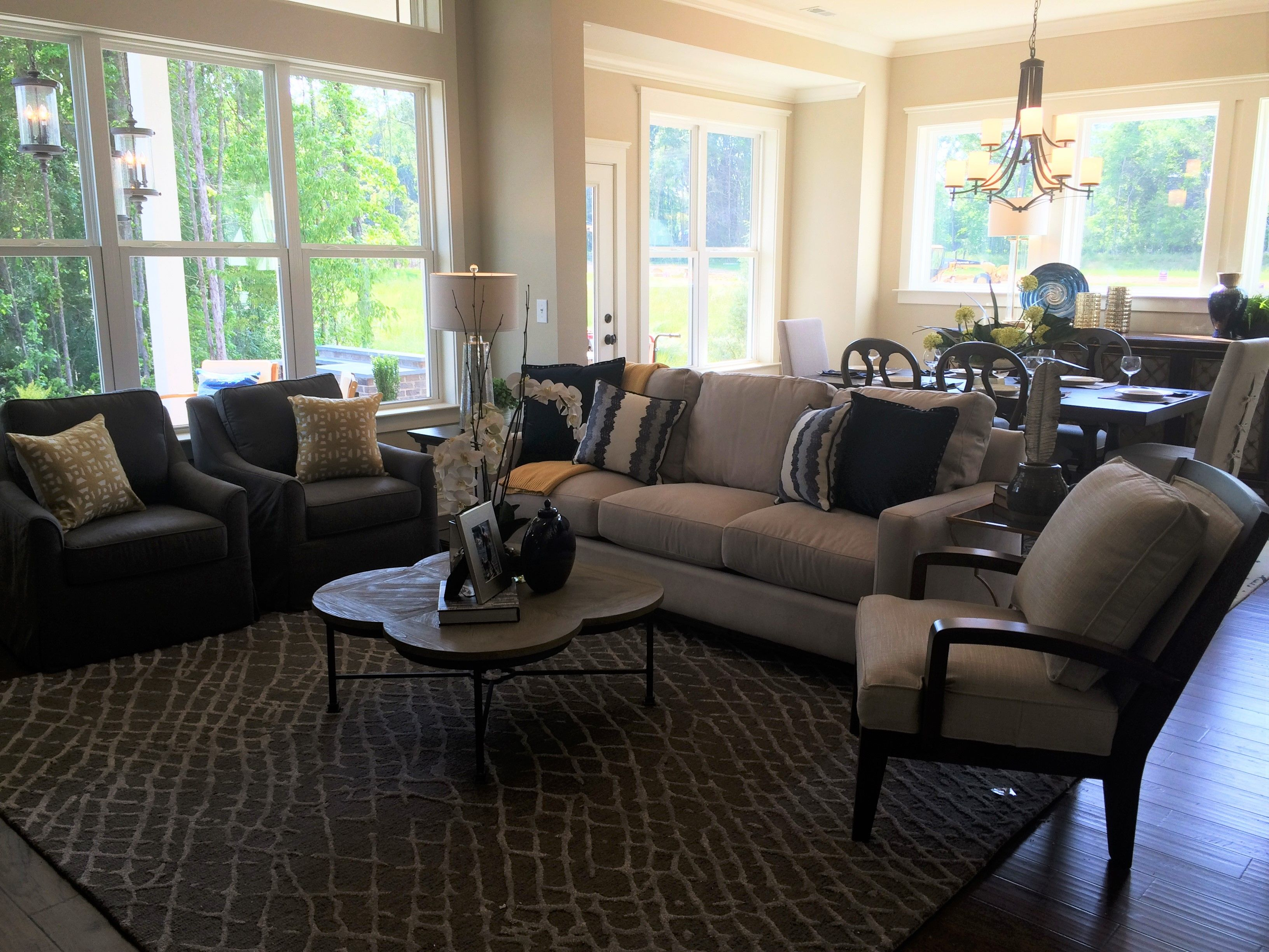Pin by kai on living rooms interior design home design - Interior design firms charlotte nc ...