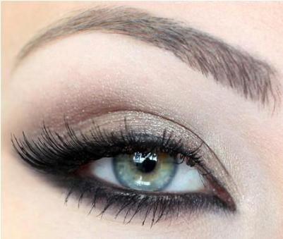 Everyday Natural Eye Makeup Look Tutorial
