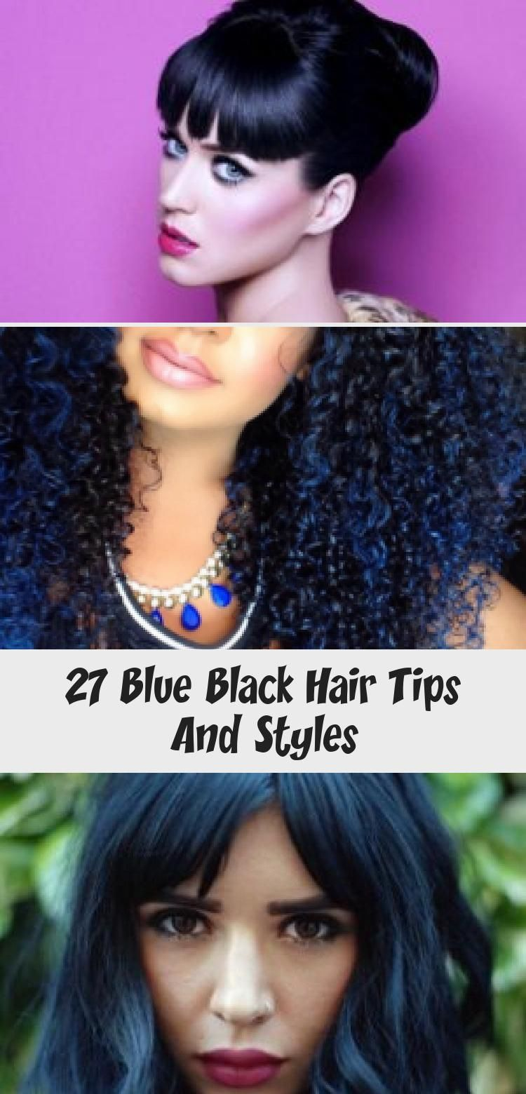 Blue Black Hair Tips And Styles Dark Blue Hair Dye Styles Ombrehairlong Dyedhairforredheads Dyedhairrosegold Dy In 2020 Blue Black Hair Hair Hacks Dark Blue Hair