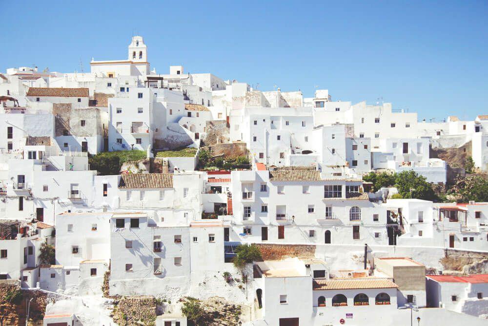 Vejer de la Frontera Spanien Andalusien