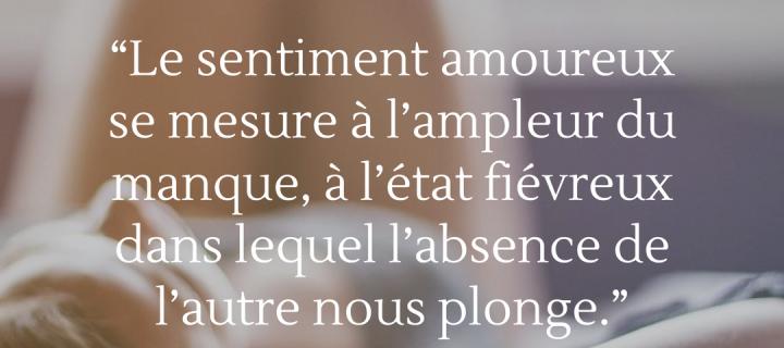 Citations D Amour Sur Le Manque Citation Sentiment