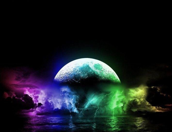 50 Breathtaking Abstract Rainbow